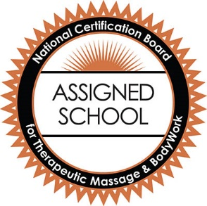 National Certification Board for Therapeutic Massage & BodyWork - Assigned School